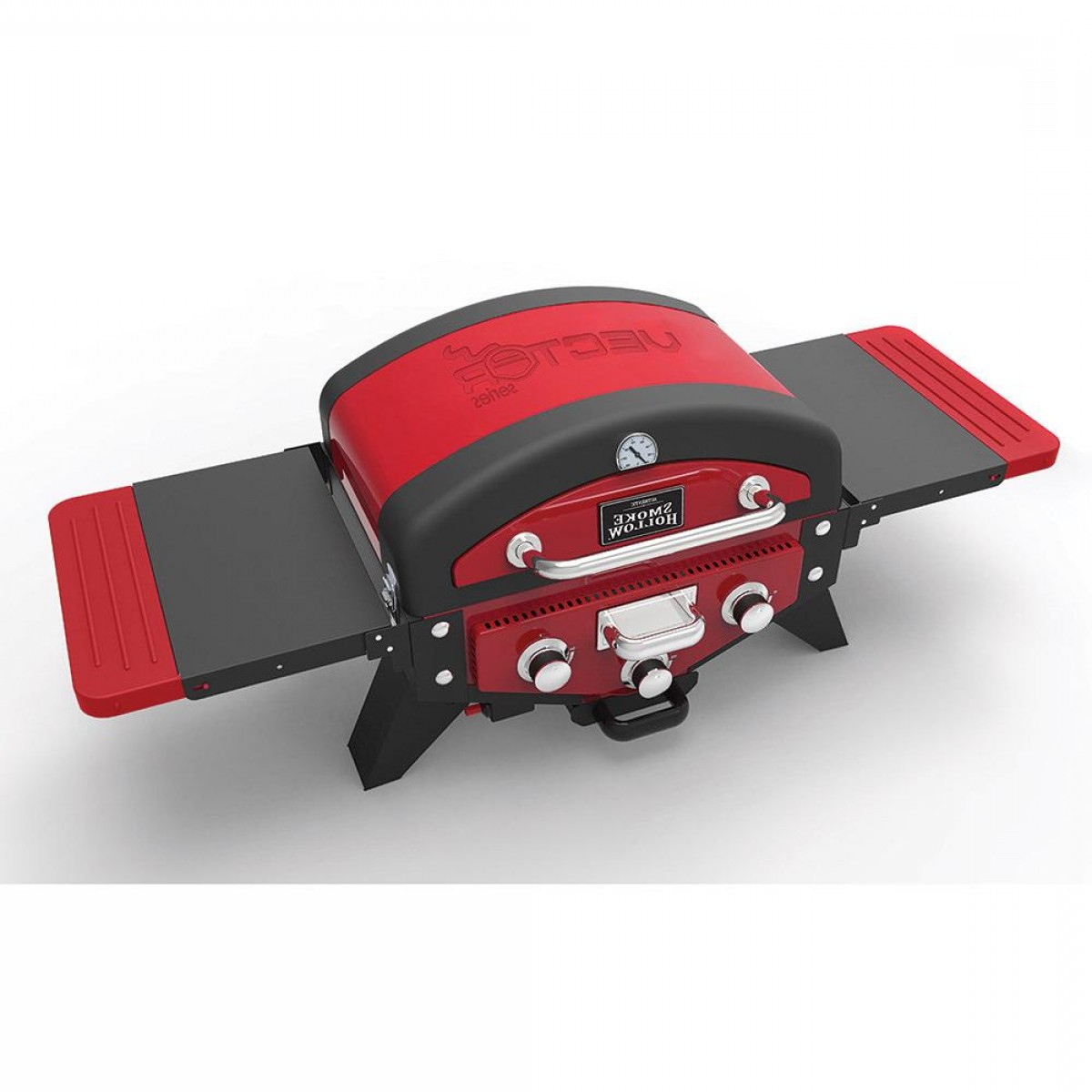 Vector Vacuum Trailer: Smoke Hollow Vector Series Smoking Tabletop Burner Gas Grill
