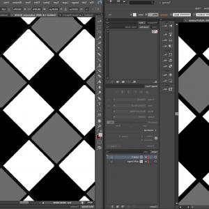 Low Poly Geometric Effect In Photoshop Only   CreateMePink