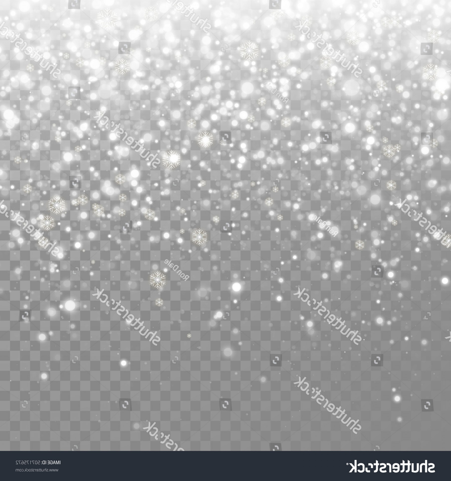 Snow Falling Vector Free: Snow Falling Background Vector Magic Christmas