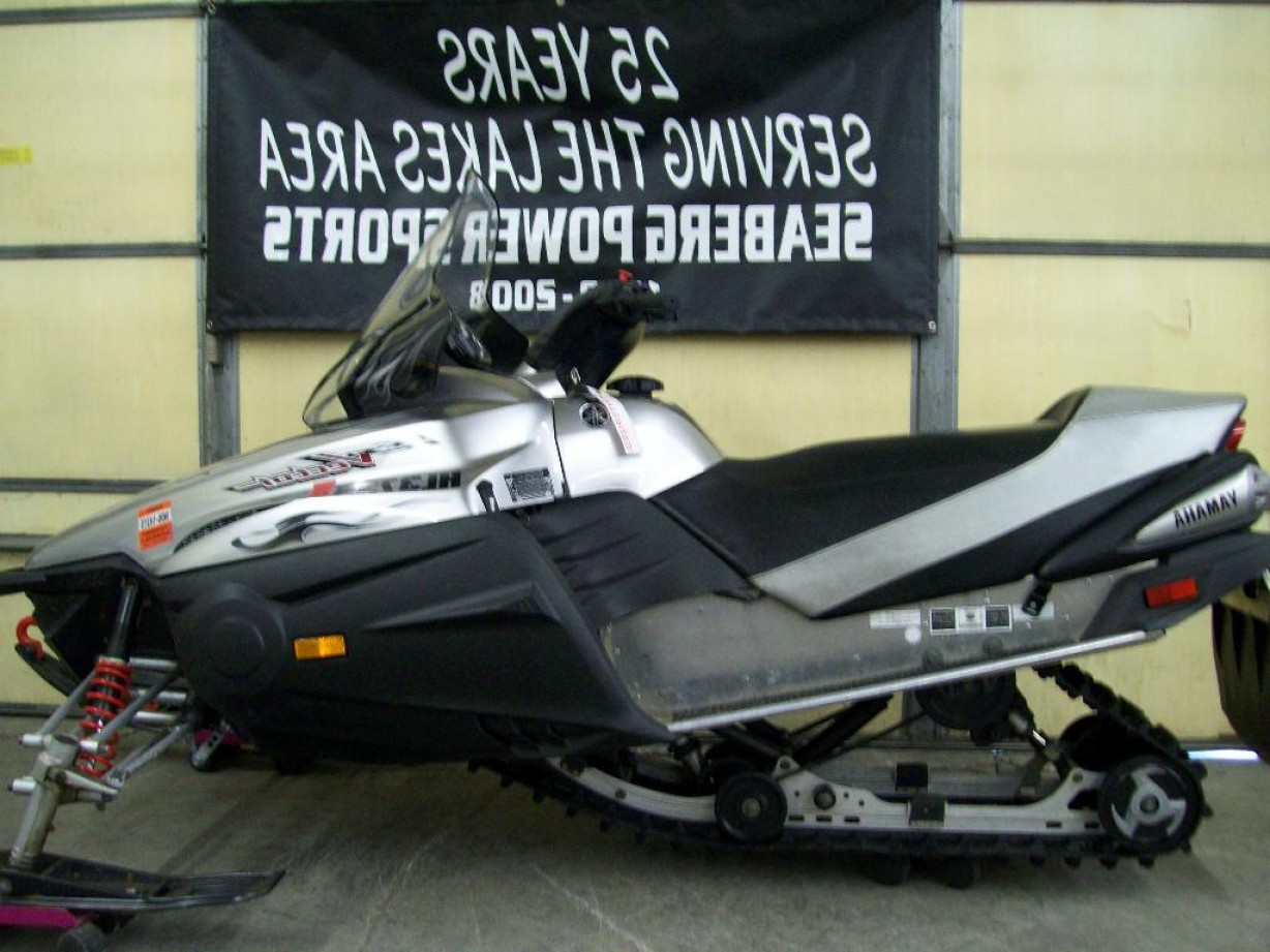 2005 Yamaha RS Vector Wallpaper: Snowmobiles Yamaha Rs Vector Er Detroit Lakes Mn C A Bfa Acdef