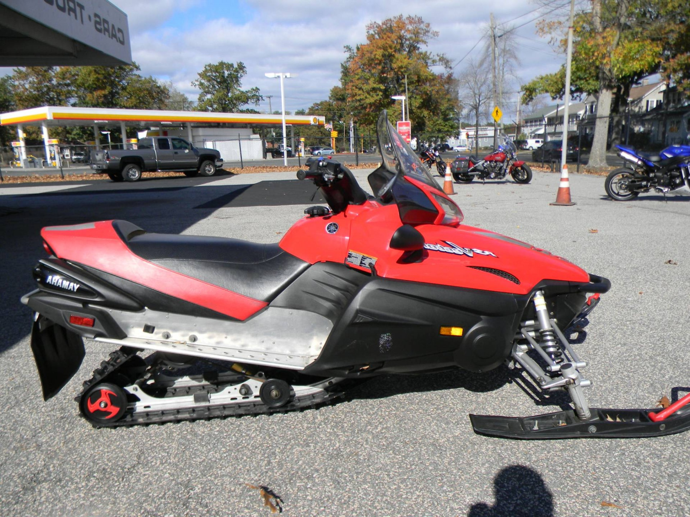 2005 Yamaha RS Vector Wallpaper: Snowmobiles Yamaha Rs Vector Er Springfield Ma Dcbc A Bee A