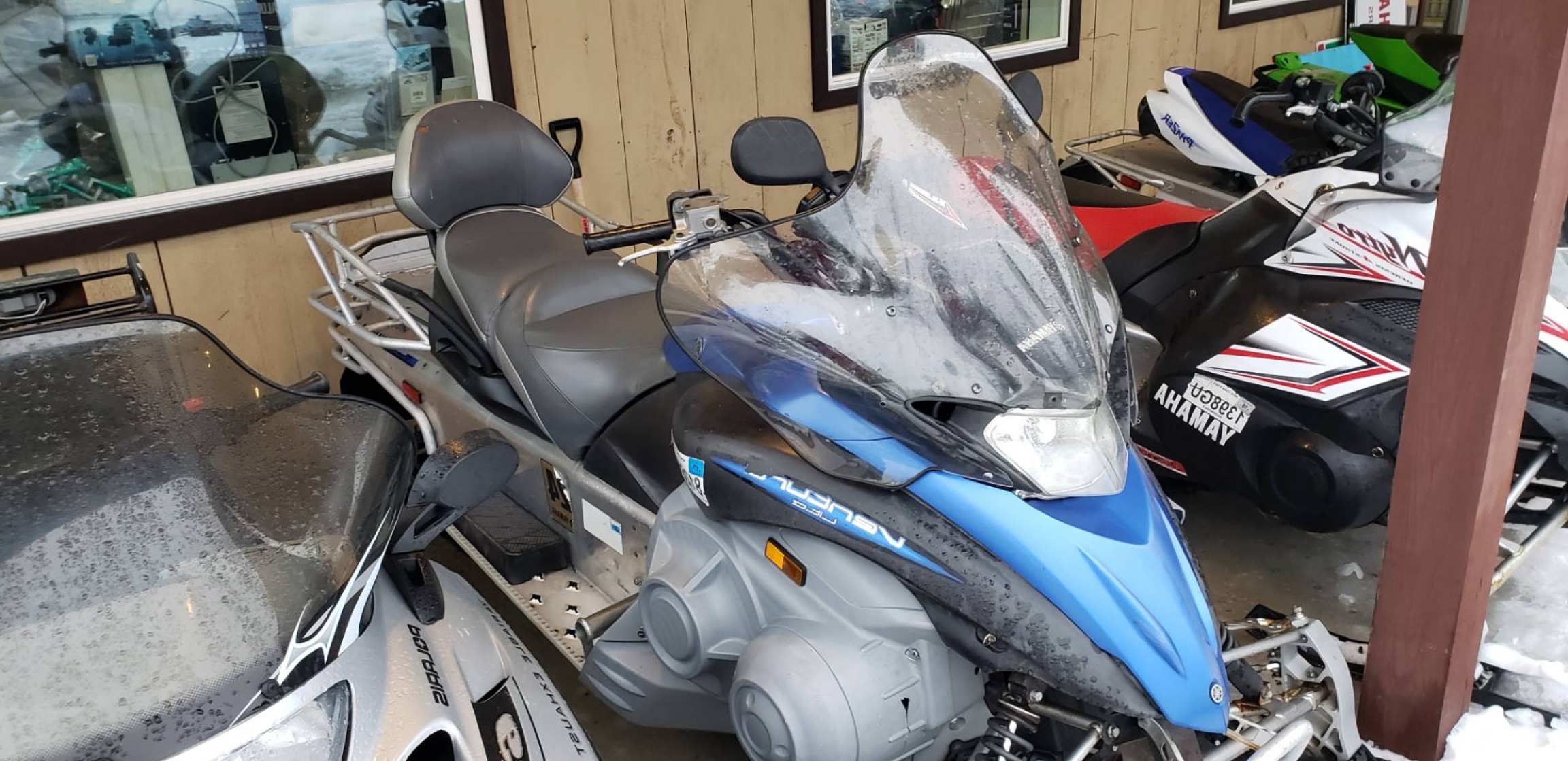 Yamaha RS Vector Snowmobiles Two Up: Snowmobiles Yamaha Venture Lite Speculator Ny Abce Ef Afb Afef