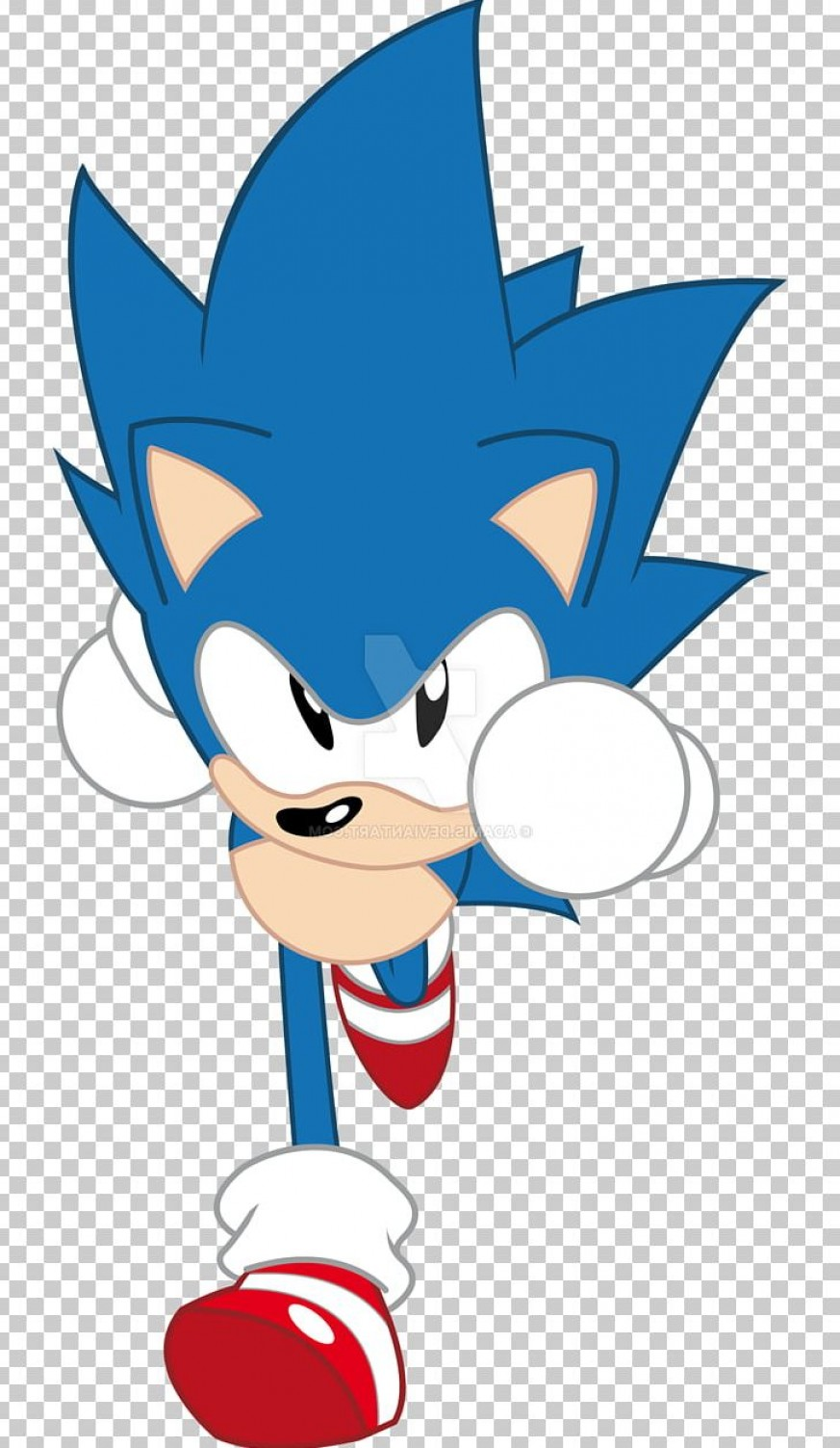 Vector From Sonic DeviantART: Sonic Cd The Crocodile Sonic The Hedgehog Sonic Generations Tails Png