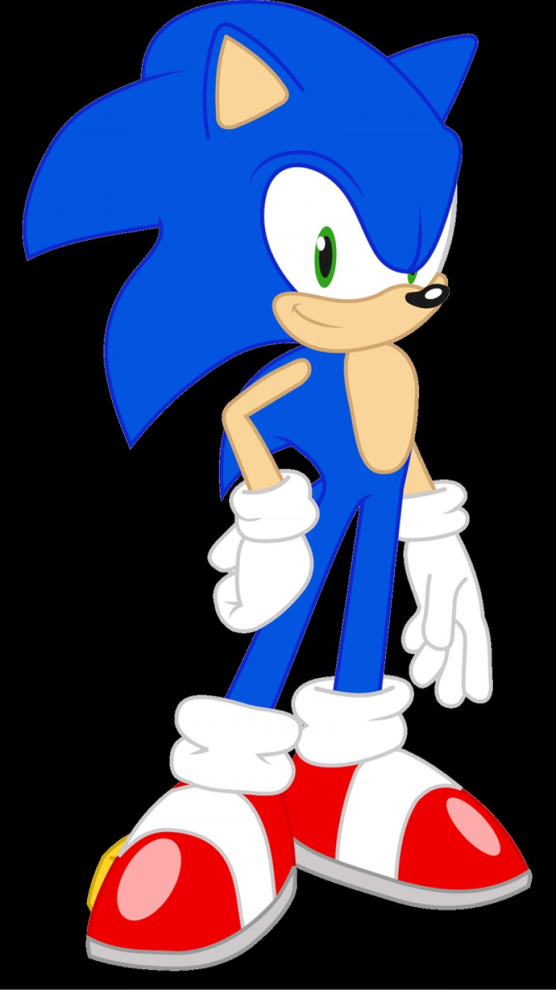 Vector From Sonic DeviantART: Sonic Equestria Vector Sonic The Hedgehog