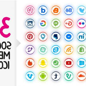 Periscope Logo Vector: Social Media Icons Pack Free
