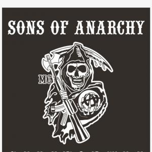 Sons Of Anarchy Vector Decals: Sons Of Anarchy Logo Vector