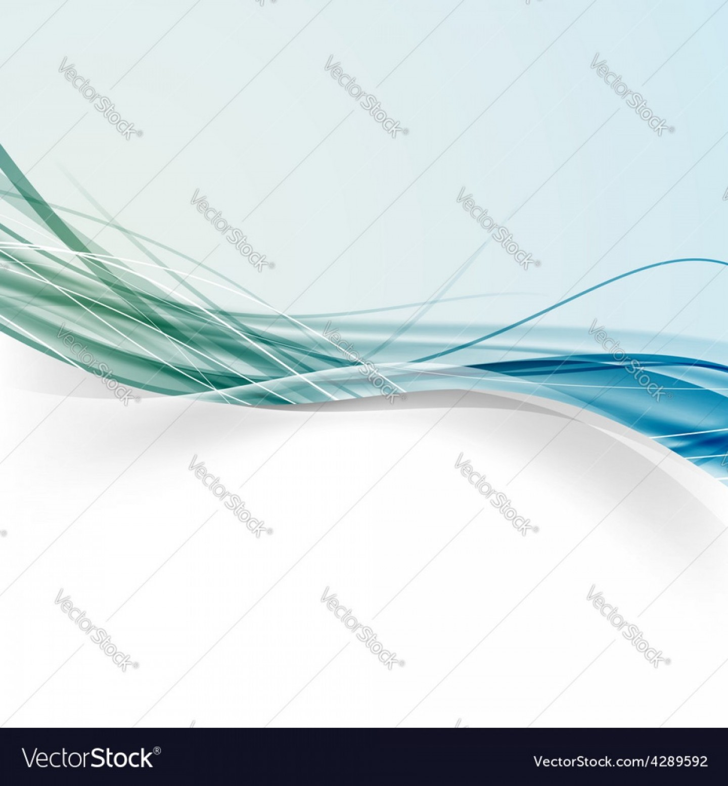 Vector Swoosh Simple Two Line: Speed Smooth Wave Swoosh Line Abstract Border Vector