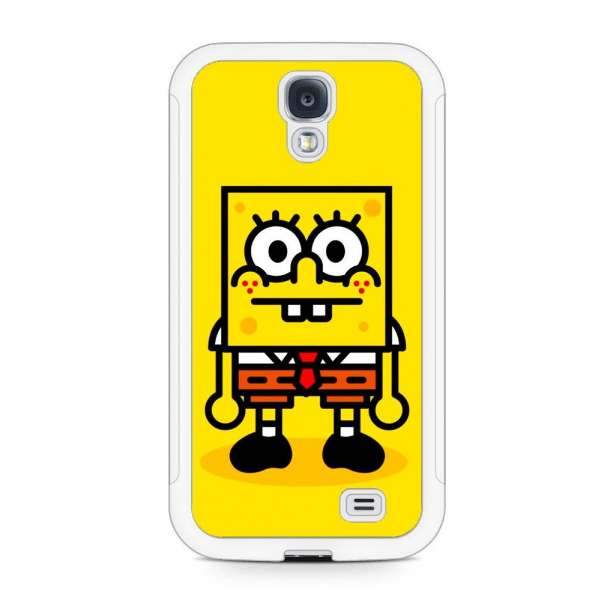 Vector Galaxy S4: Spongebob Pixels Vector Samsung Galaxy S Case