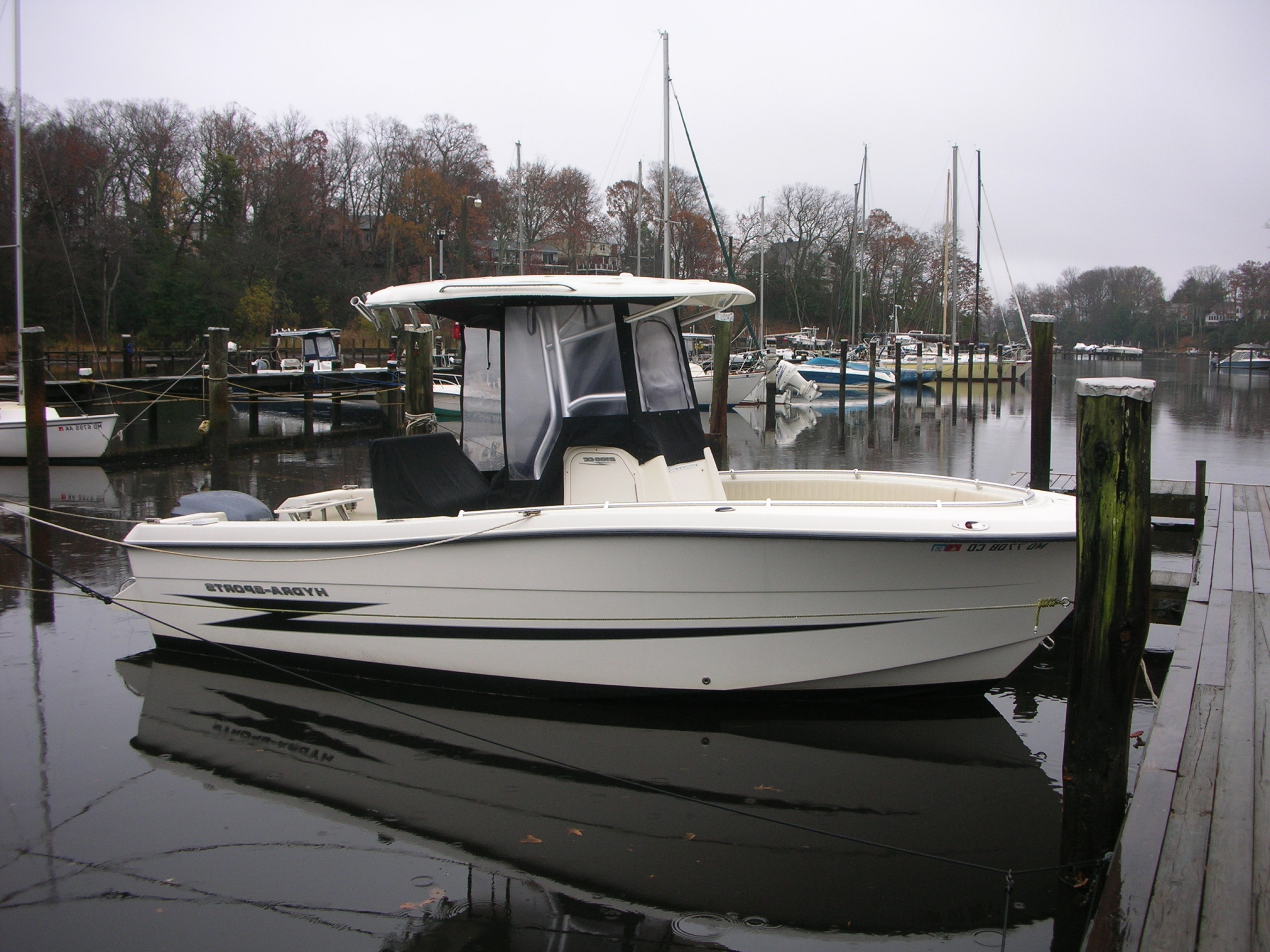 Hydra Sport 3300 Vector Wraps: Sportfish For Sale Hydra Sports