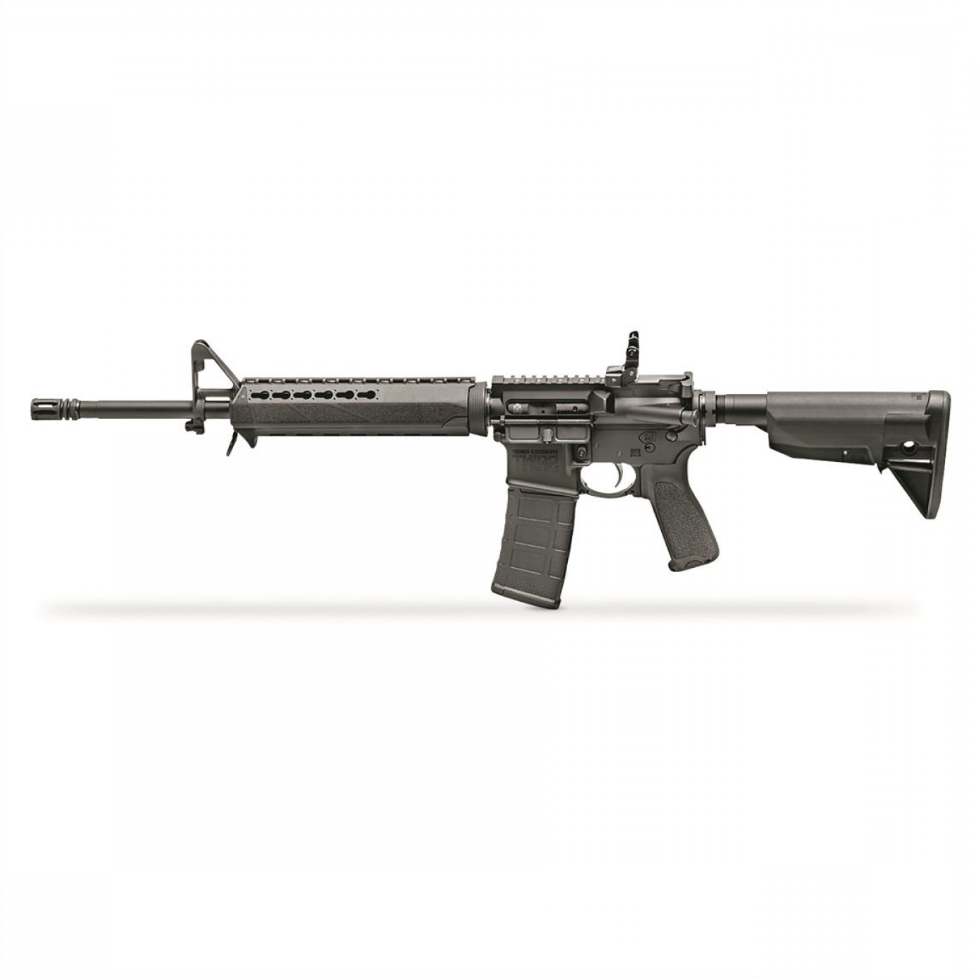 Kriss Vector Alpine: Springfield Saint Ar Semi Automatic Nato Remington Barrel Rounds