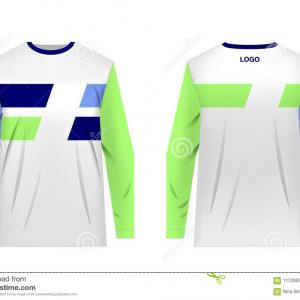 Cycling Kit Template Vector: Specification Cycling Jersey Template Mock Sport