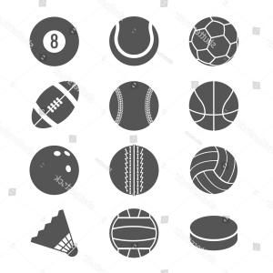 Basketball Seams Vector Clip Art: Stock Illustration Basketball Stitching Detail Seamless Pattern Image