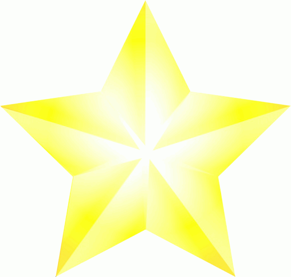 Vector Christmas Toppers: Star Clipart For Christmas Tree