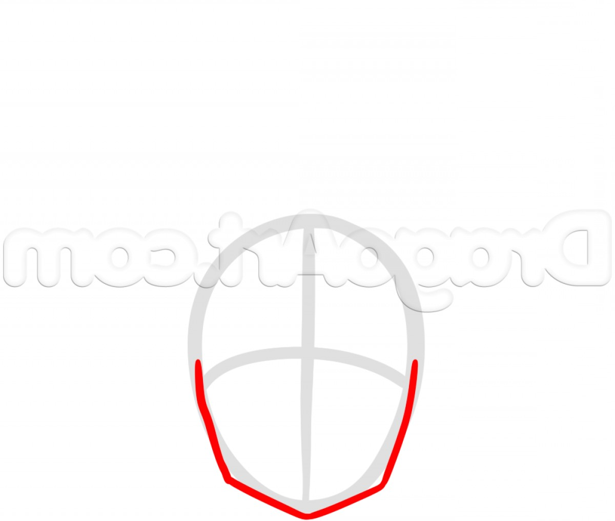 Statue Of Liberty Face Vector: Statue Of Liberty Drawing Step By Step