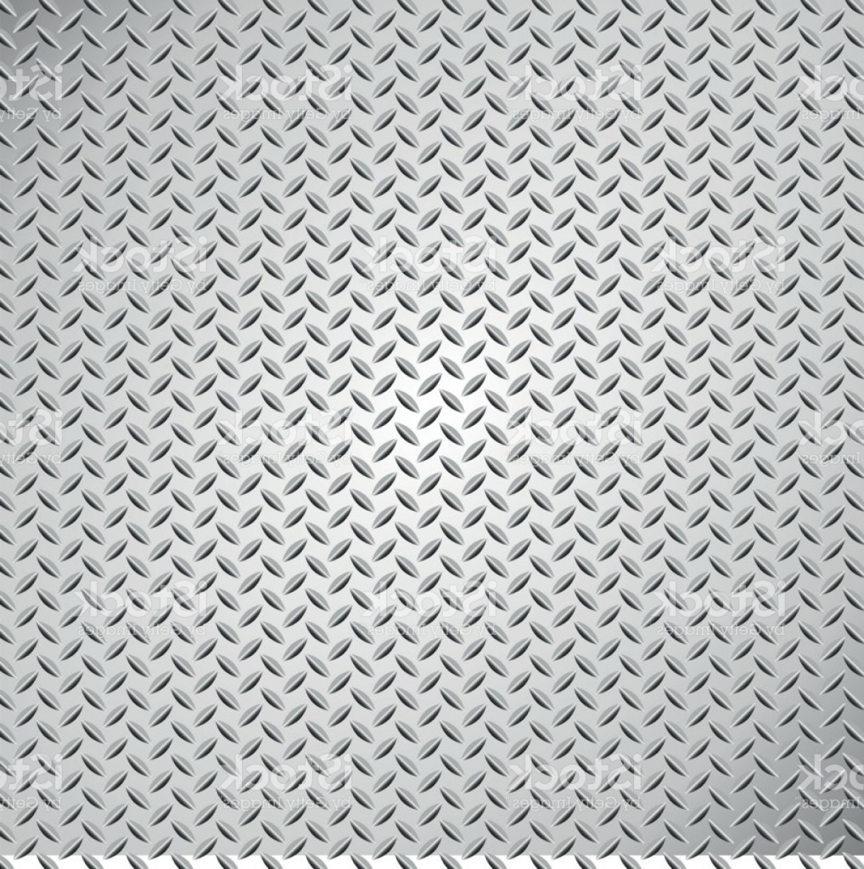 Diamond Plate Vector Pattern: Steel Diamond Plate Texture Background Gm