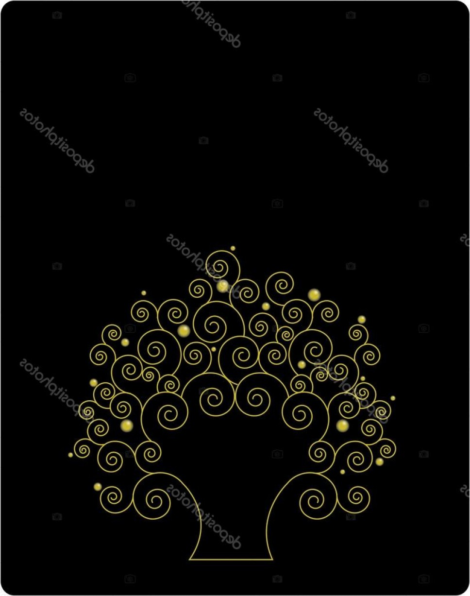 Celtic Tree Vector: Stock Illustration Abstract Celtic Tree Vector