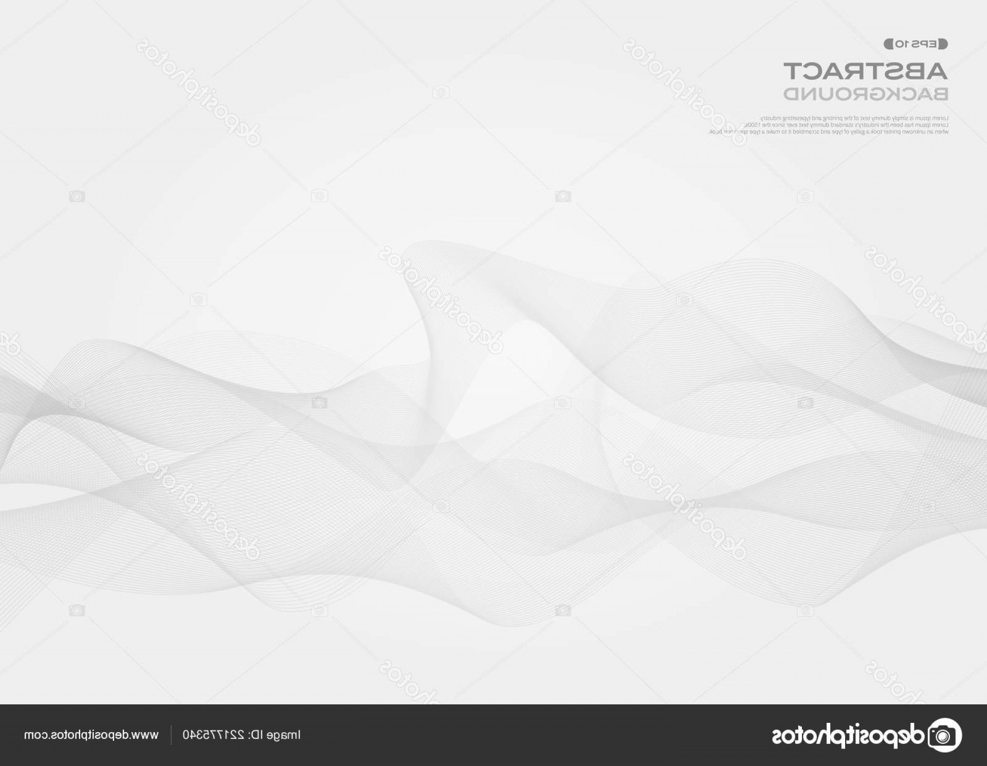 Free Vector Backgrounds Illustrator Free Download: Stock Illustration Abstract Gray Free Style Stripe