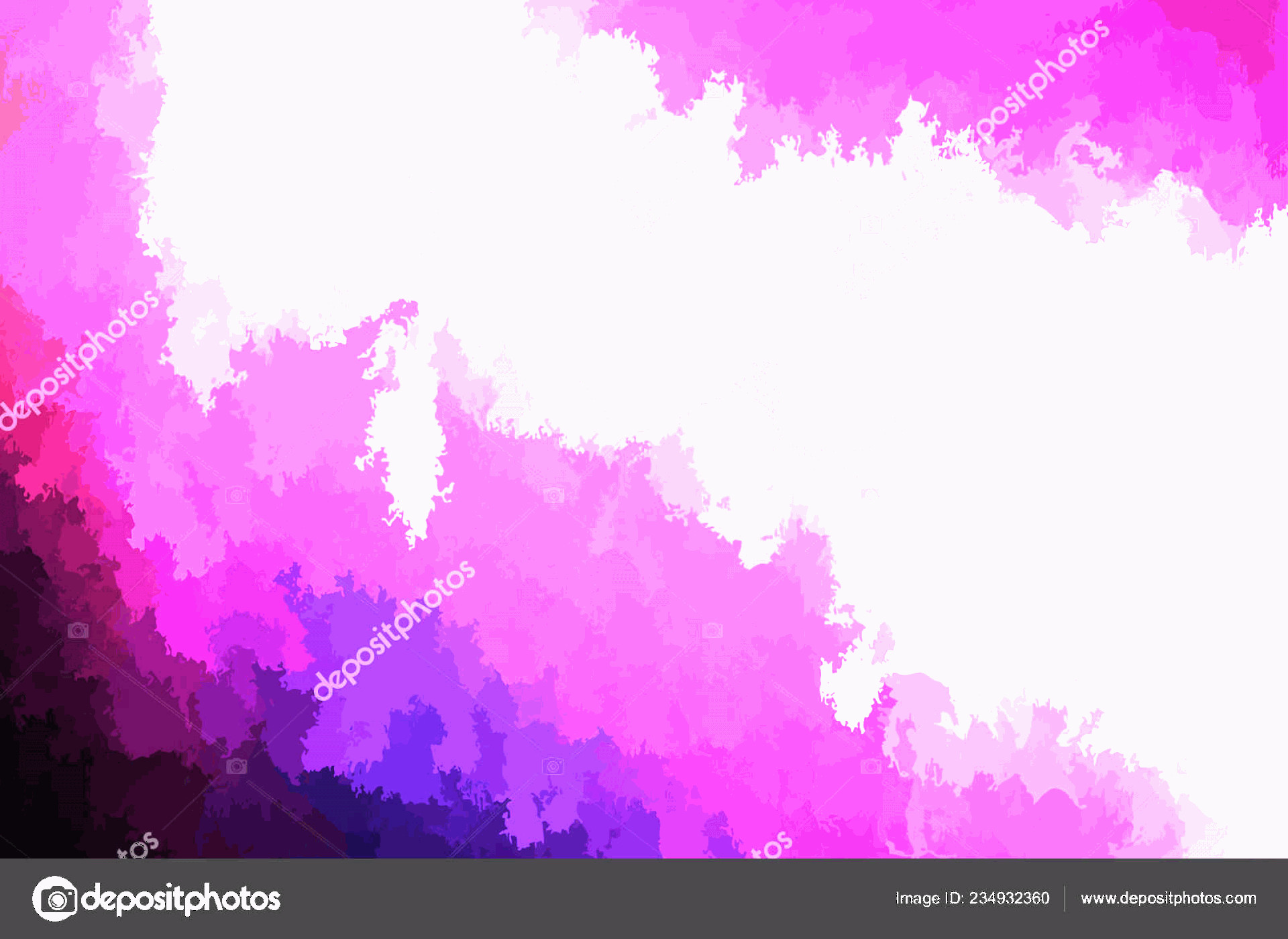 Contemporary Wallpaper Art Vector: Stock Illustration Abstract Modern Vector Background Horizontal