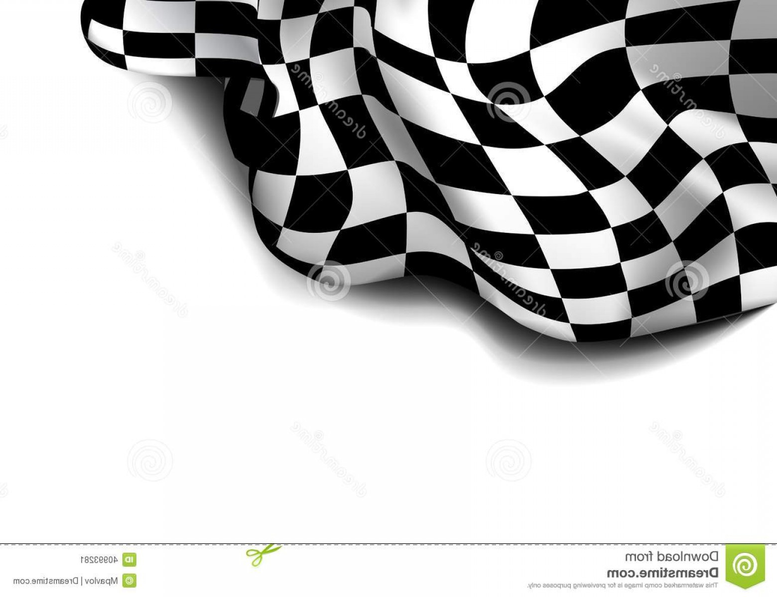 Checkered Flag Background Vector: Stock Illustration Checkered Race Flag Racing Flags Background Formula One Space Your Text Image