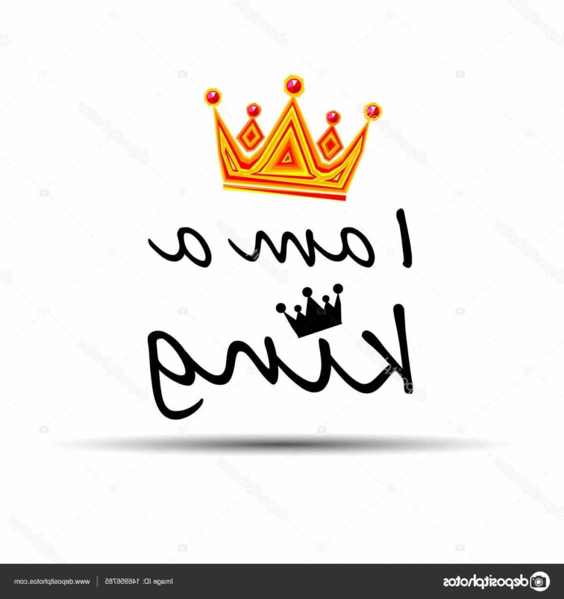 King And Queen Vector: Stock Illustration Crown Royal Queen Vector King