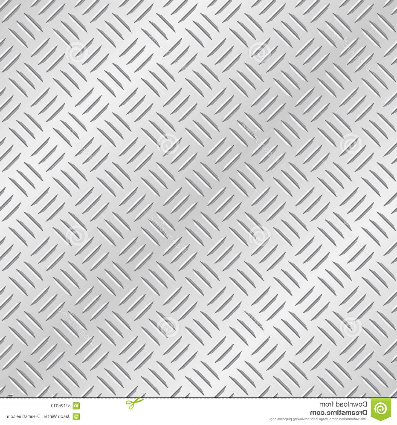 Tread Plate Vector: Stock Illustration Diamond Plate Metal Background Chequer Tileable Vector Wallpaper Repeats Left Right Up Down Image