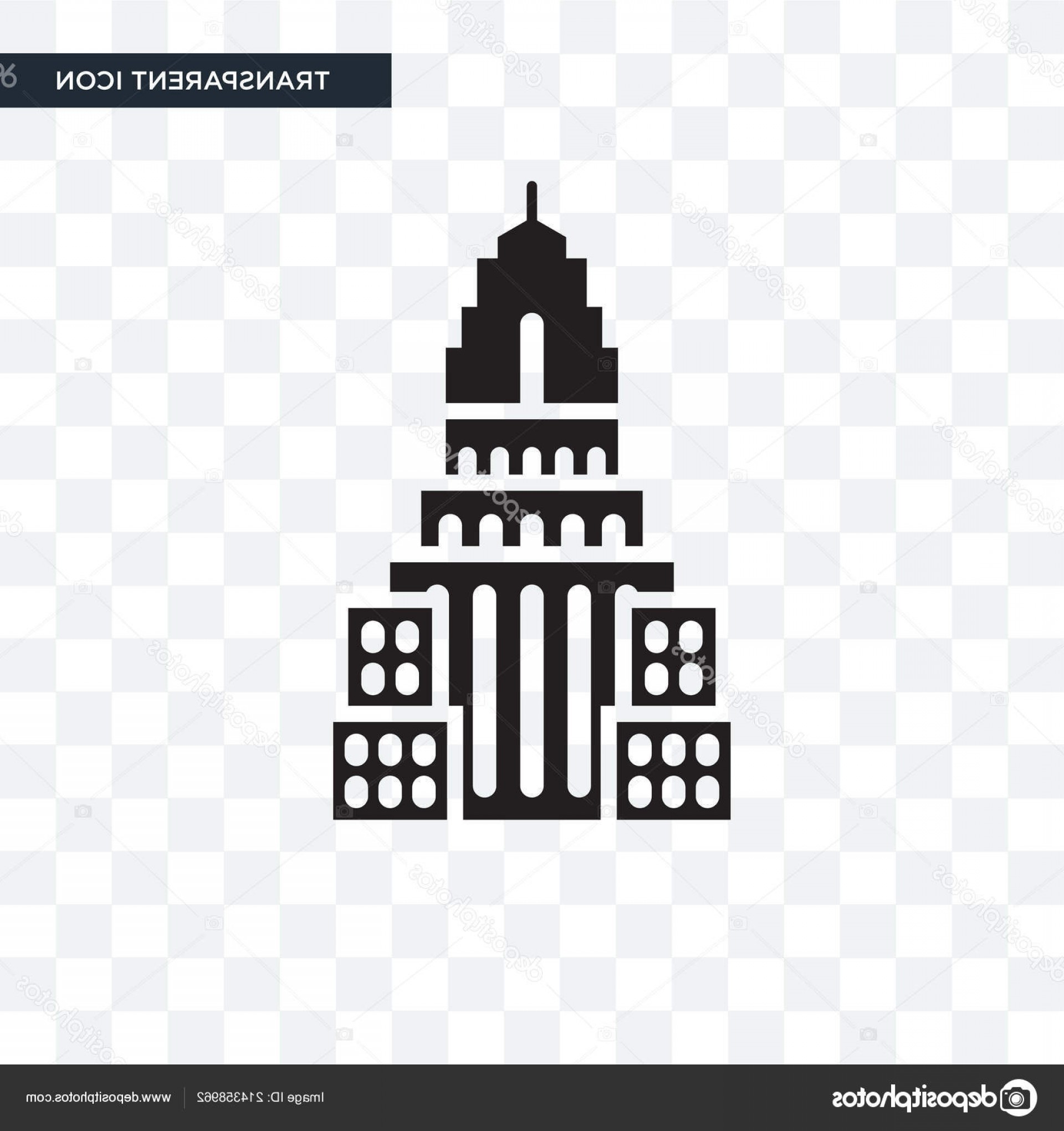Empire State Vector: Stock Illustration Empire State Vector Icon Isolated