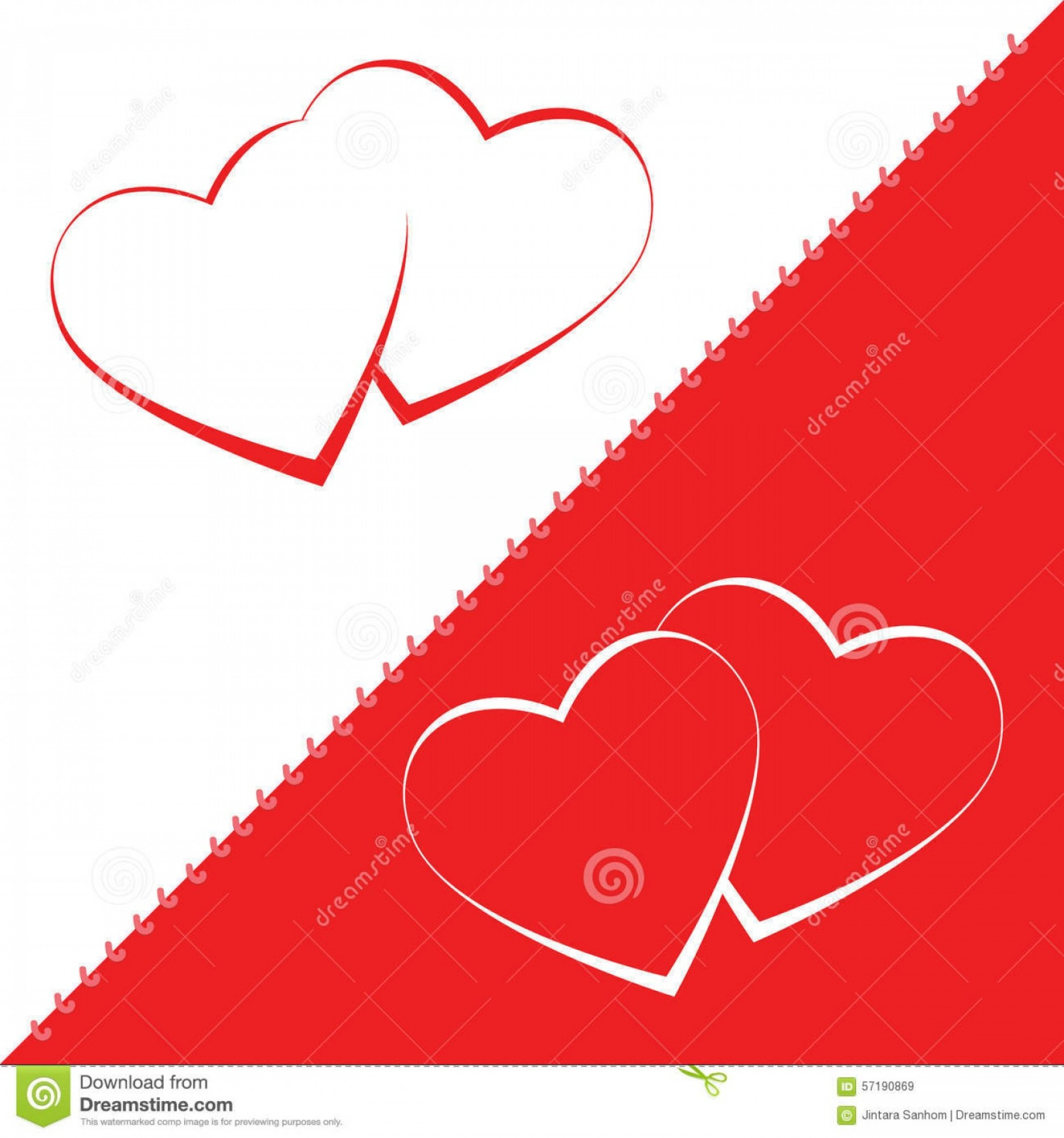 Hunting Heart Vector: Stock Illustration Heart Vector Valentine Love Background Design Lover Image