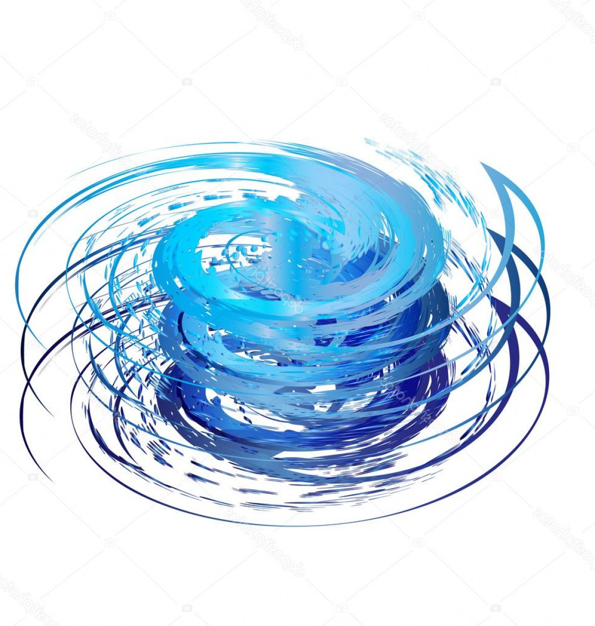 Hurricane Vector Art: Stock Illustration Hurricane Icon Logo Vector Eps