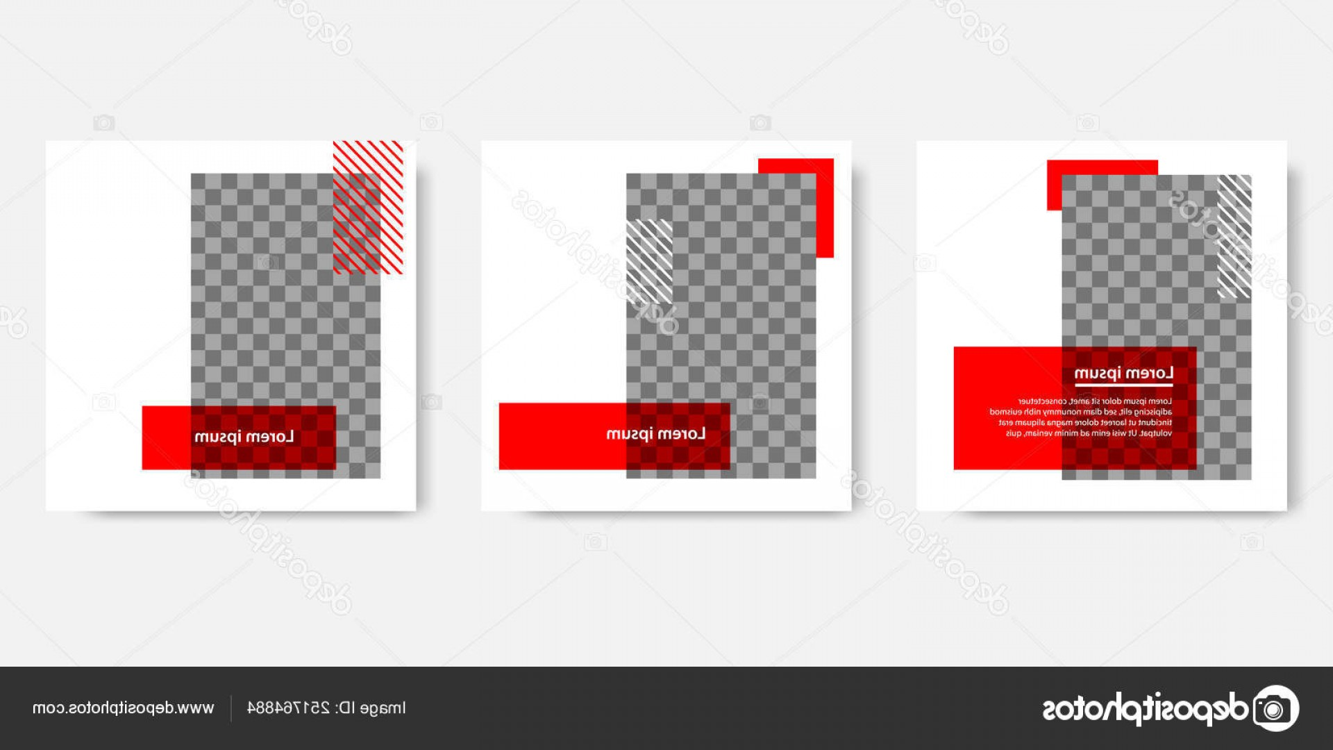 Black And White Flyer Vectors: Stock Illustration Minimal Design Background Vector Illustration