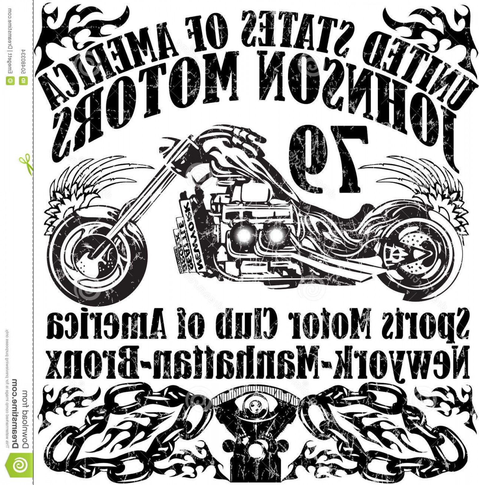 Motor Vector Graphics: Stock Illustration Motorcycle Raceway Typography T Shirt Graphics Vectors Man Graphic Vector Design Prints Vector Graphic Design Image
