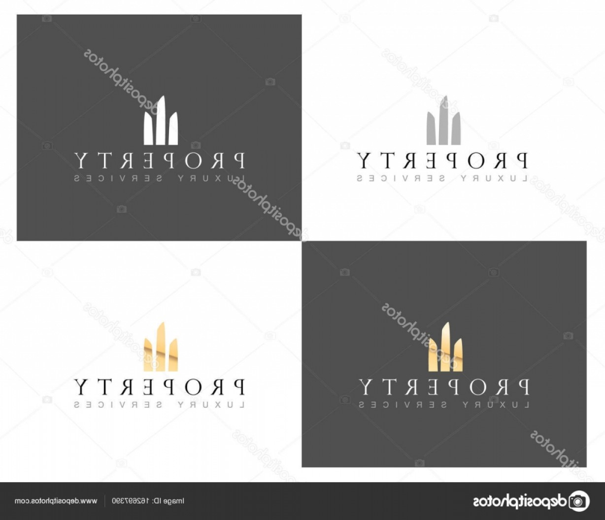 Construction Logos Vector Black And White: Stock Illustration Real Estate Home Logo House