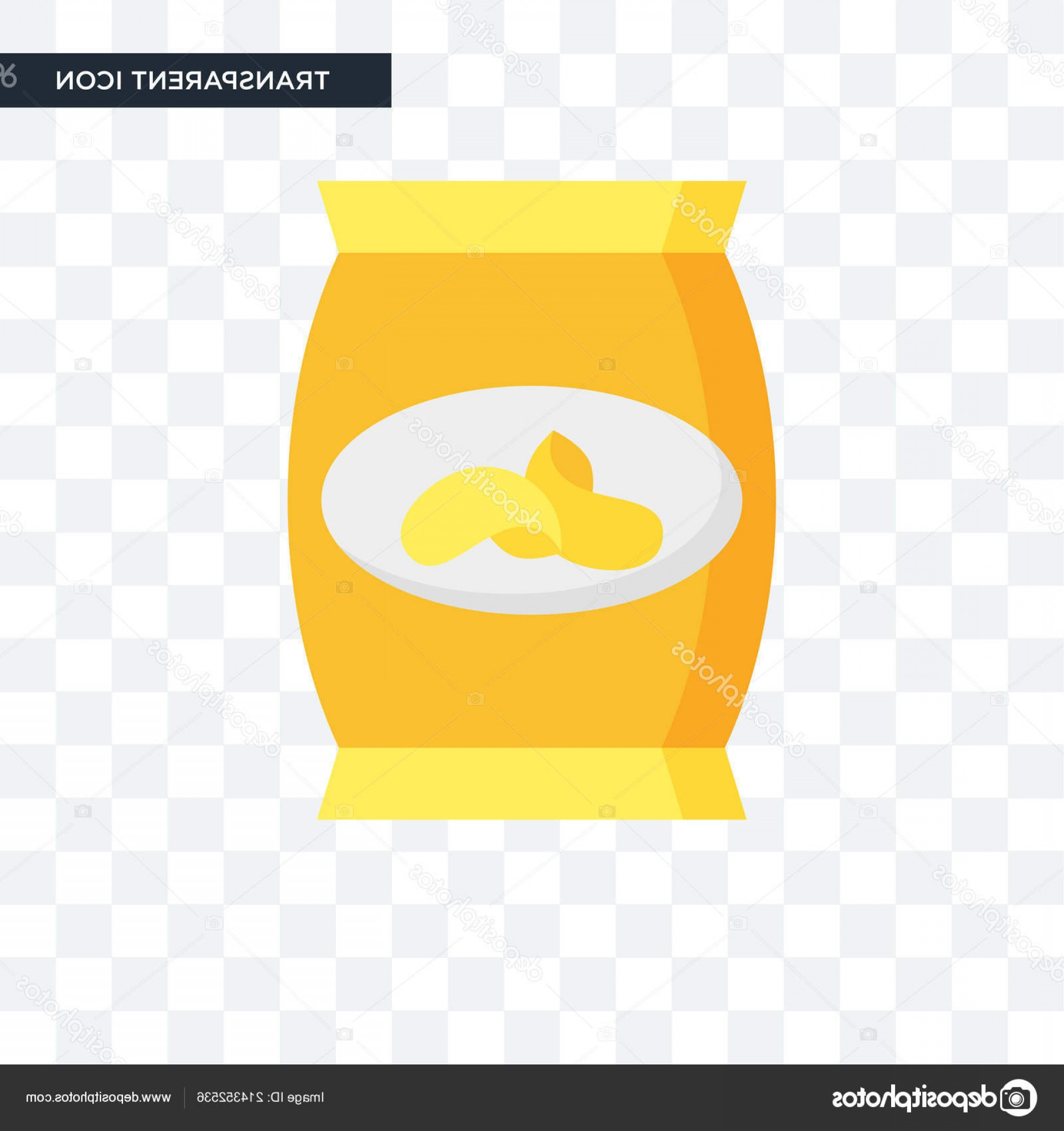 Snack Vector: Stock Illustration Snack Vector Icon Isolated On
