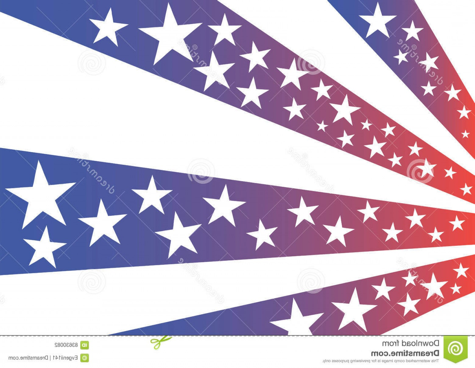 American Flag Stars Only Vector: Stock Illustration Symbols American Flag Stars Stripes Vector Illustration Image