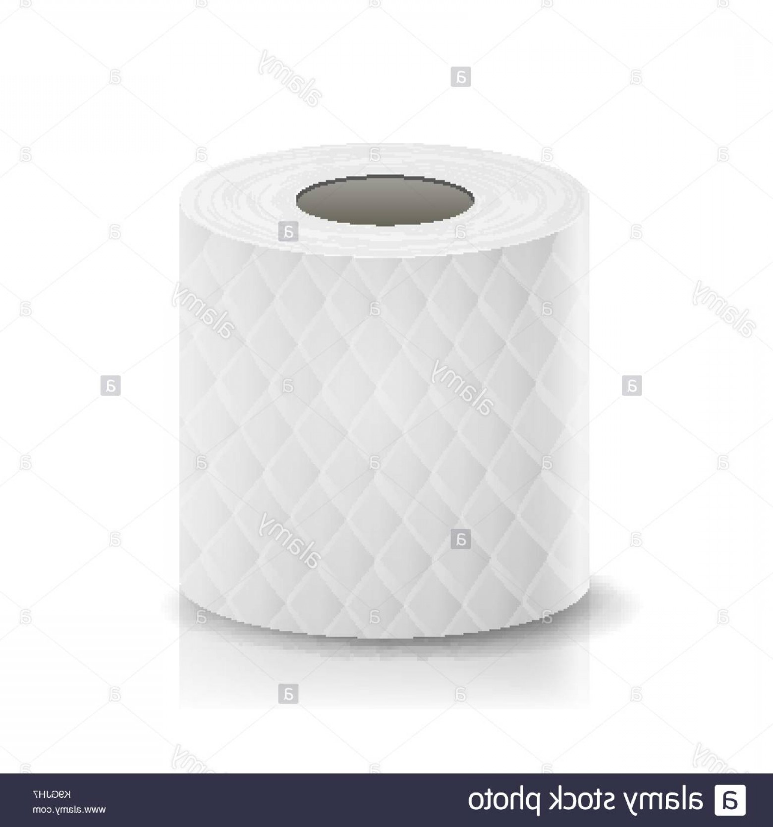 Toilet Paper Vector: Stock Image Paper Tape Roll Vector Bathroom Hygiene D Toilet Paper Blank Packaging