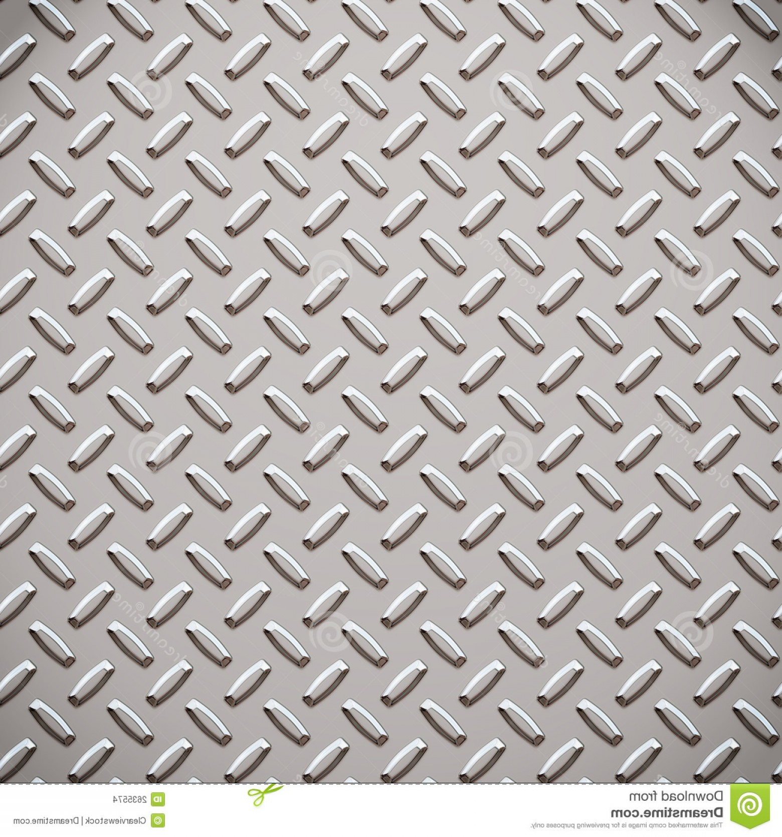Tread Plate Vector: Stock Images Alloy Diamond Plate Metal Image