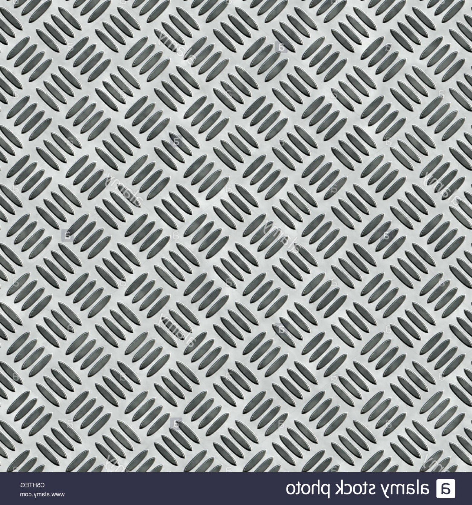 Diamond Plate Vector Pattern: Stock Photo A Diamond Plate Bumped Metal Texture That Tiles Seamlessly As A Pattern