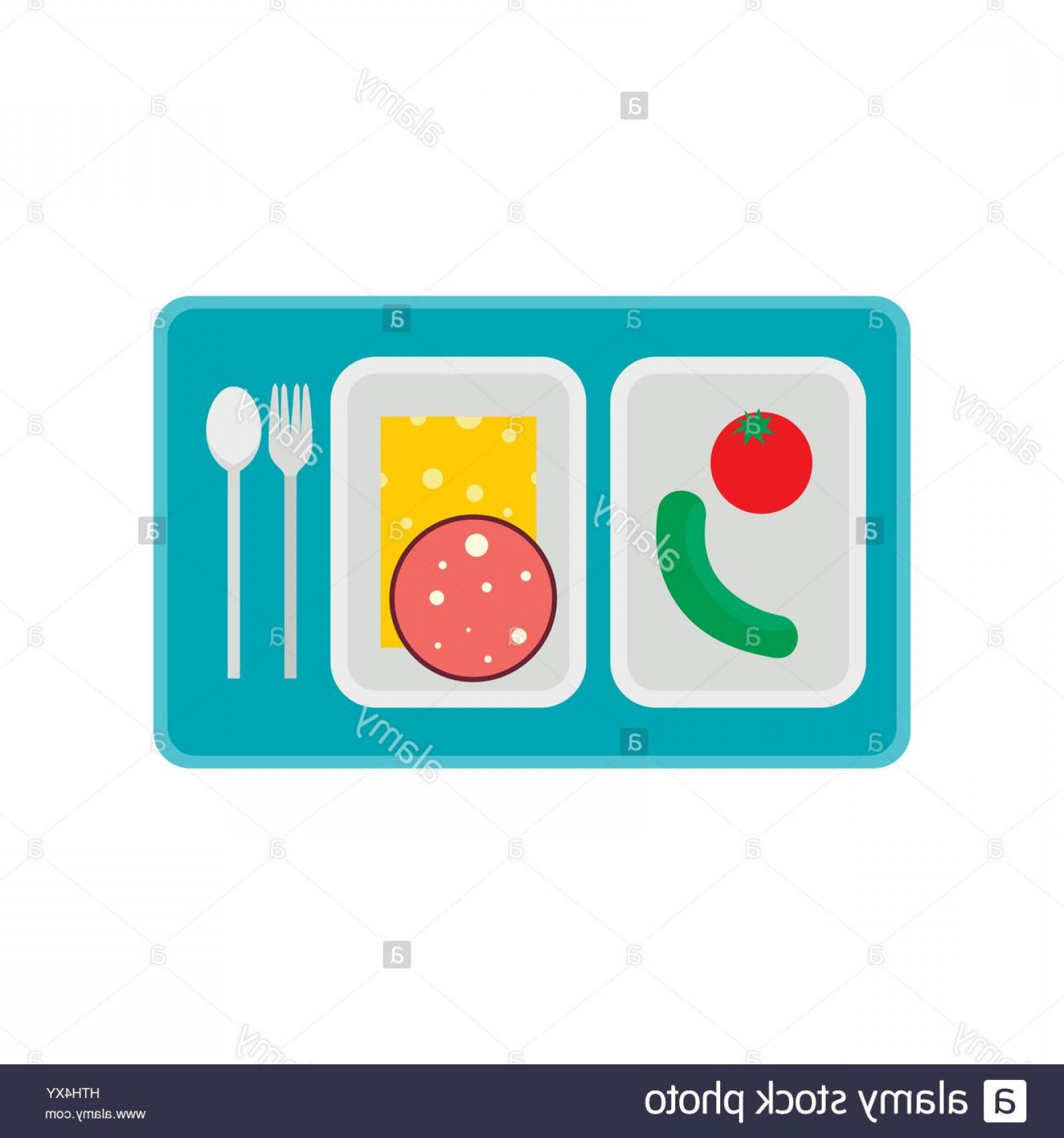 L Unch Icon In Vector: Stock Photo Airplane Lunch Icon