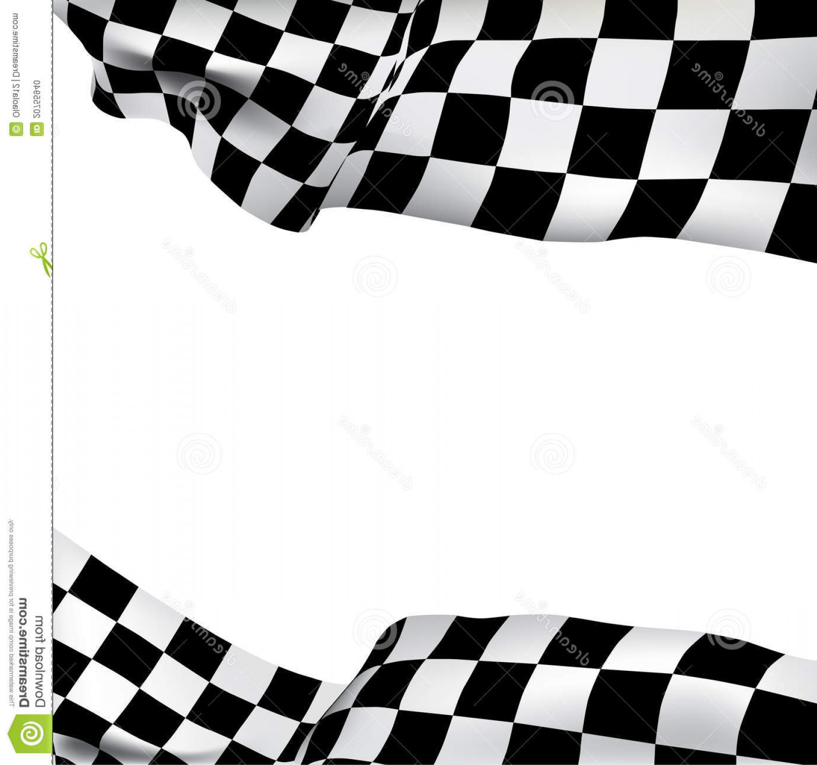 Checkered Flag Background Vector: Stock Photo Background Checkered Flag Image