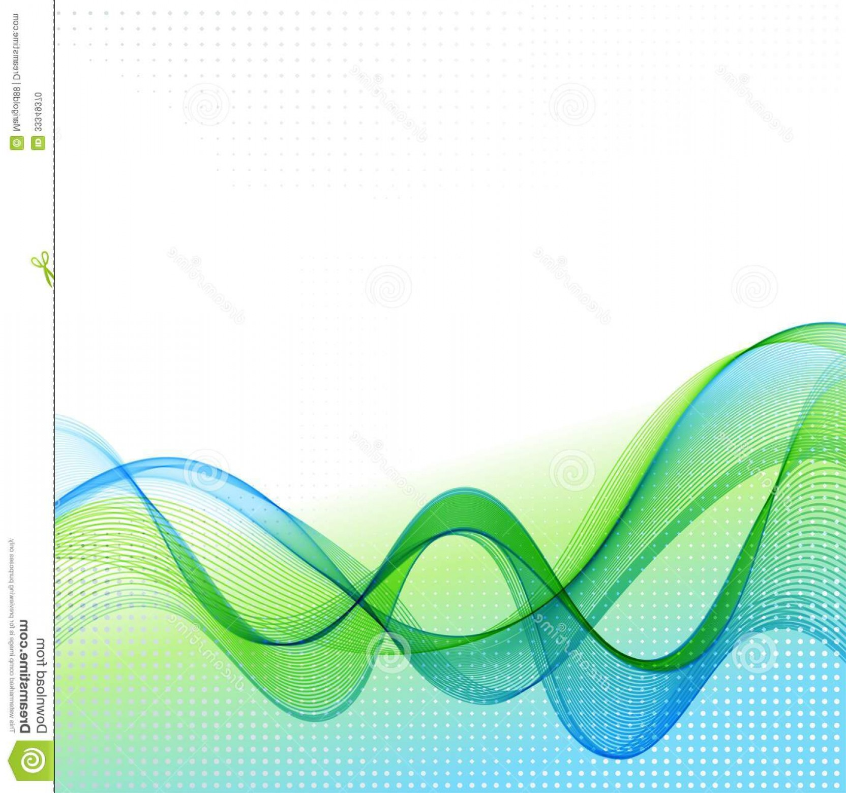 Color Smoke Vector: Stock Photo Color Smoke Wave Abstract Background Vector Image