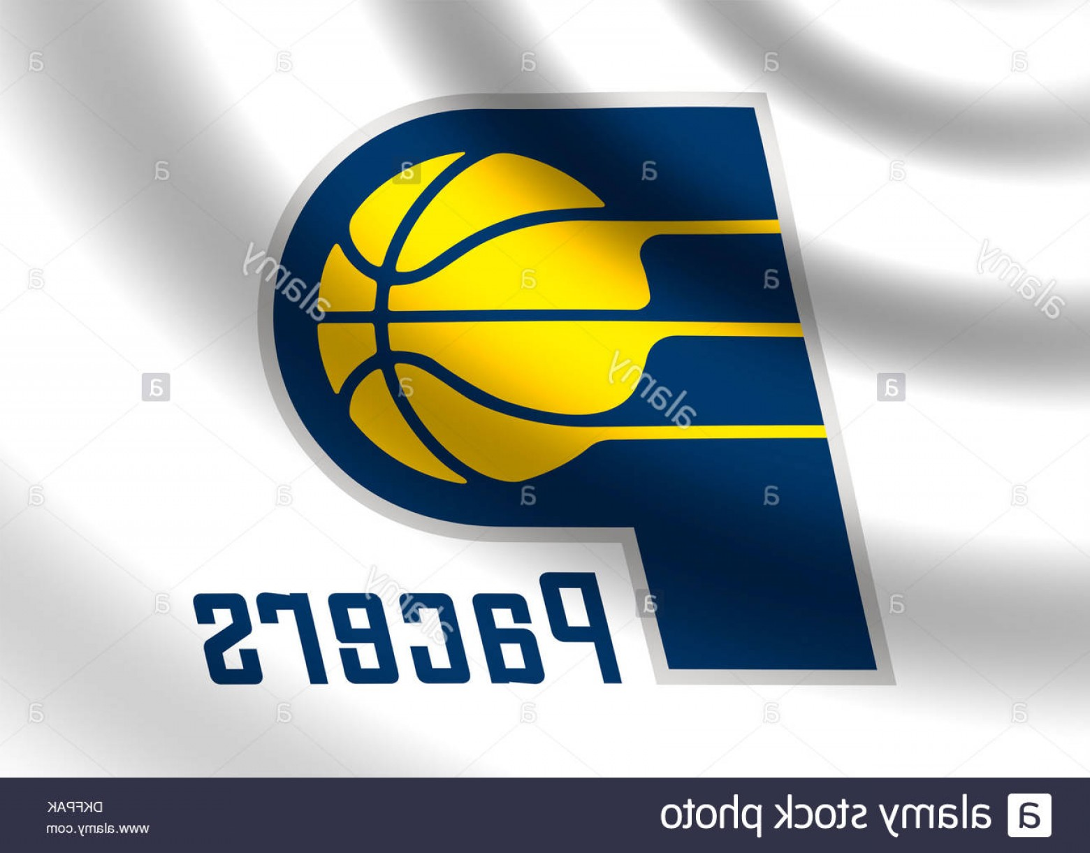 Indiana Pacers Logo Vector: Stock Photo Indiana Pacers Logo Symbol Icon Flag Emblem