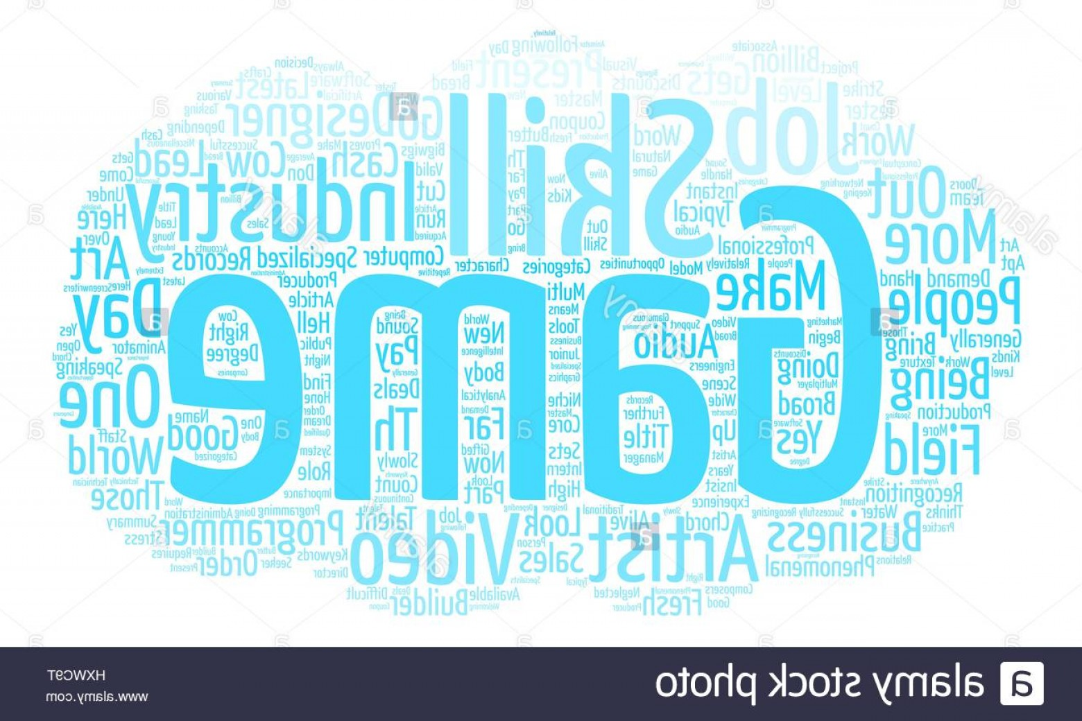 Vector Job Opportunities: Stock Photo Job Opportunities Text Background Word Cloud Concept