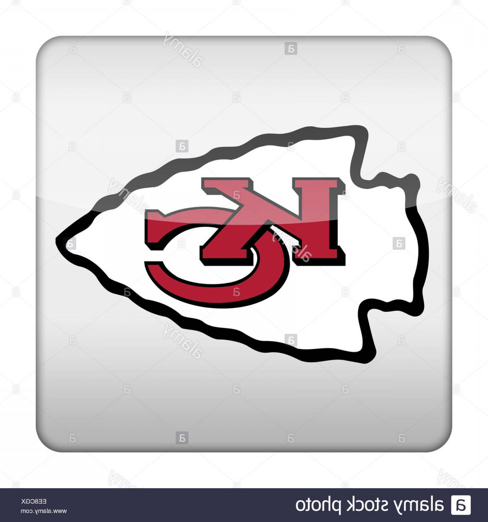 Kansas City Chiefs Logo Vector: Stock Photo Kansas City Chiefs Logo Icon
