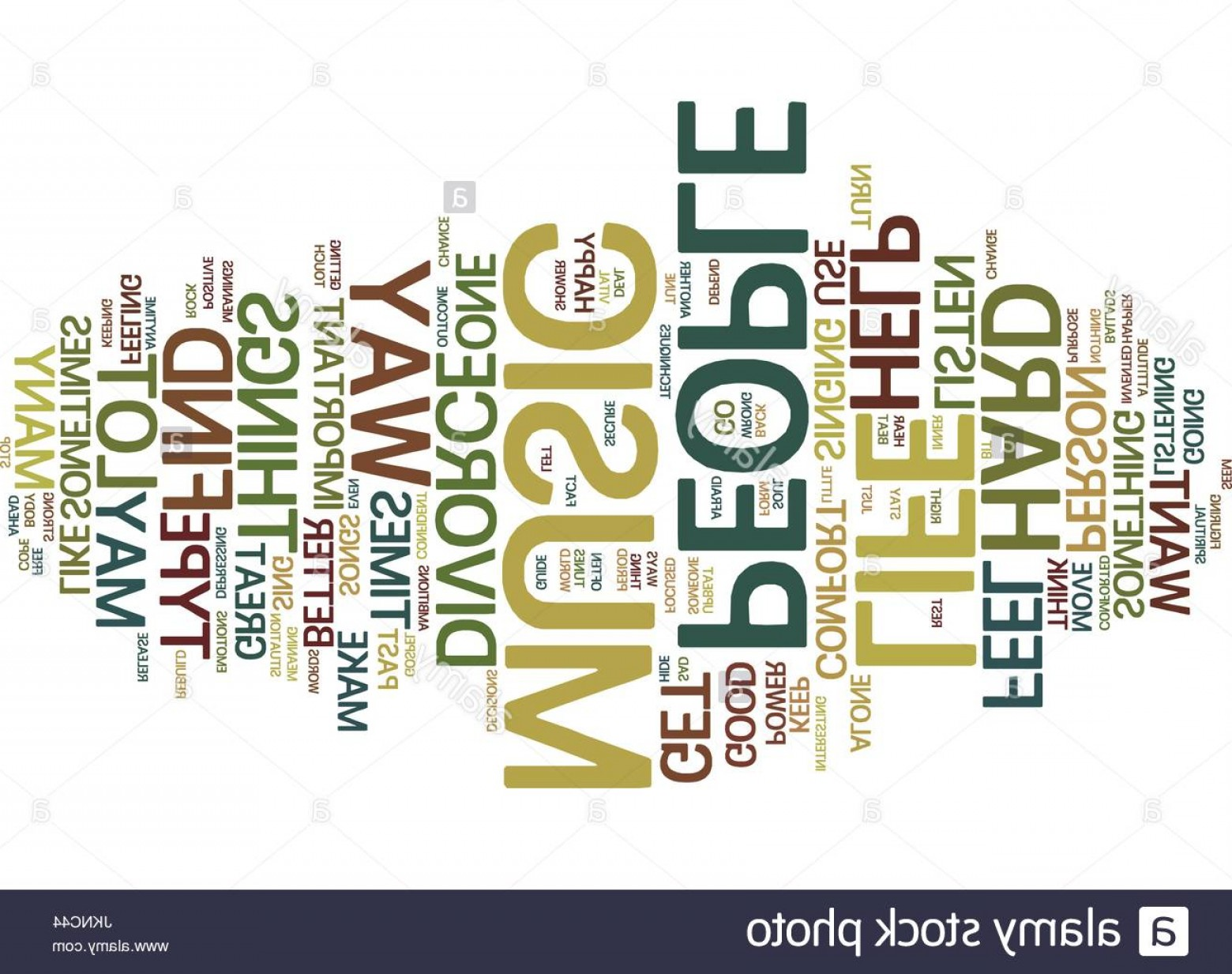 Gospel Music Background Vector: Stock Photo Listen To Music Text Background Word Cloud Concept