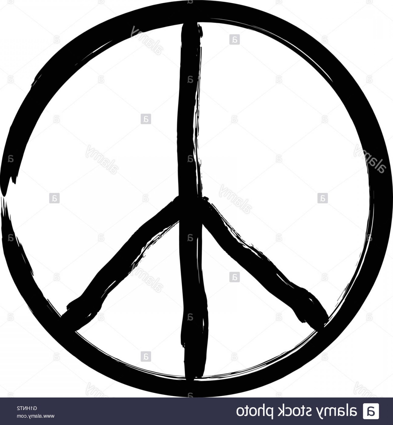 Friendship Symbol Vector: Stock Photo Peace Symbol Icon Vector Friendship Pacifism