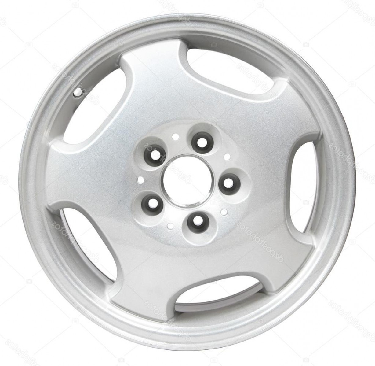 Powder Coating Vector: Stock Photo Powder Coating Of White Wheel