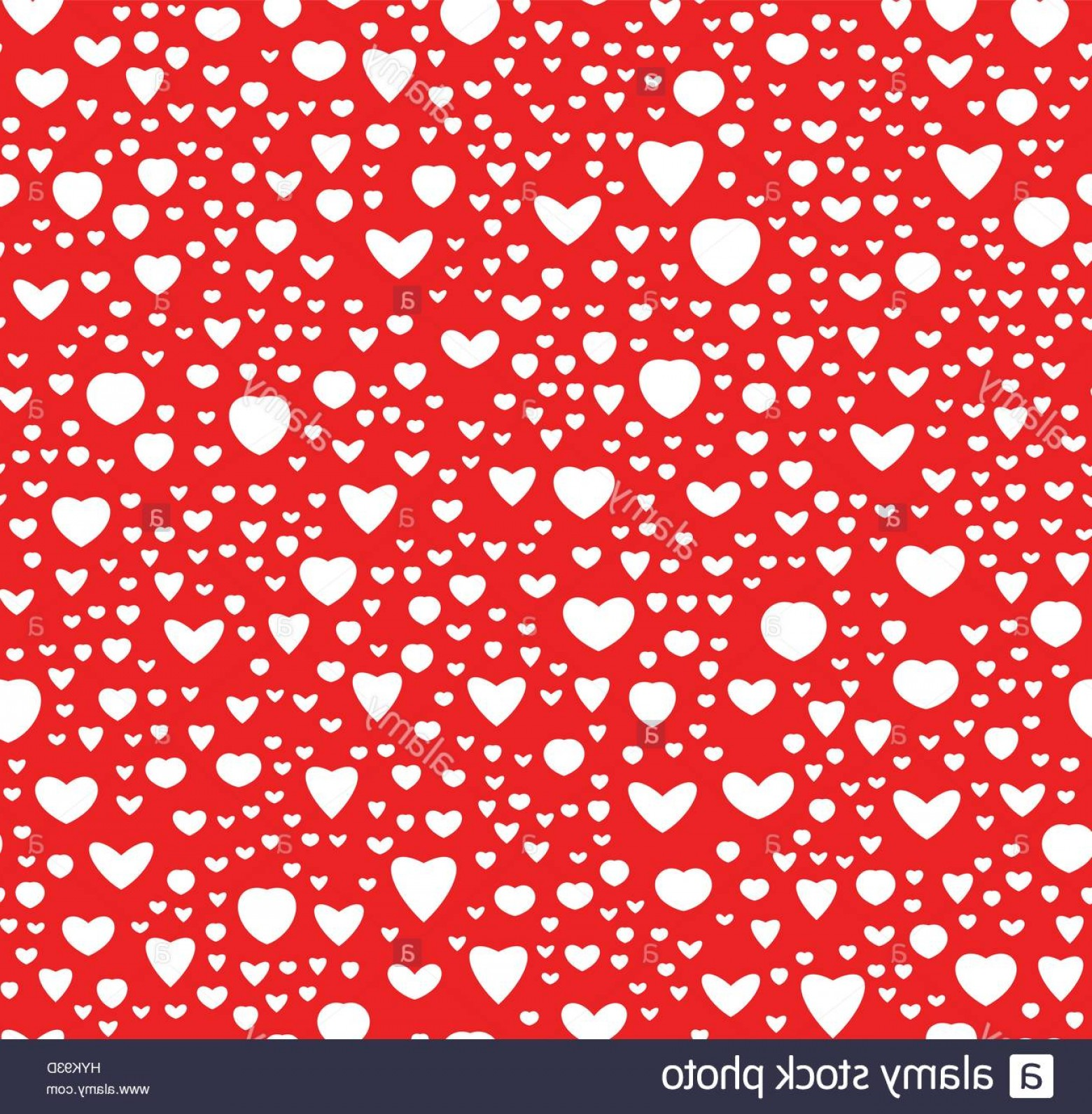 Cool Vector Hearts Pattern Symbol Pattern: Stock Photo Red And White Color Seamless Hearts Pattern Holiday Texture Love Symbol