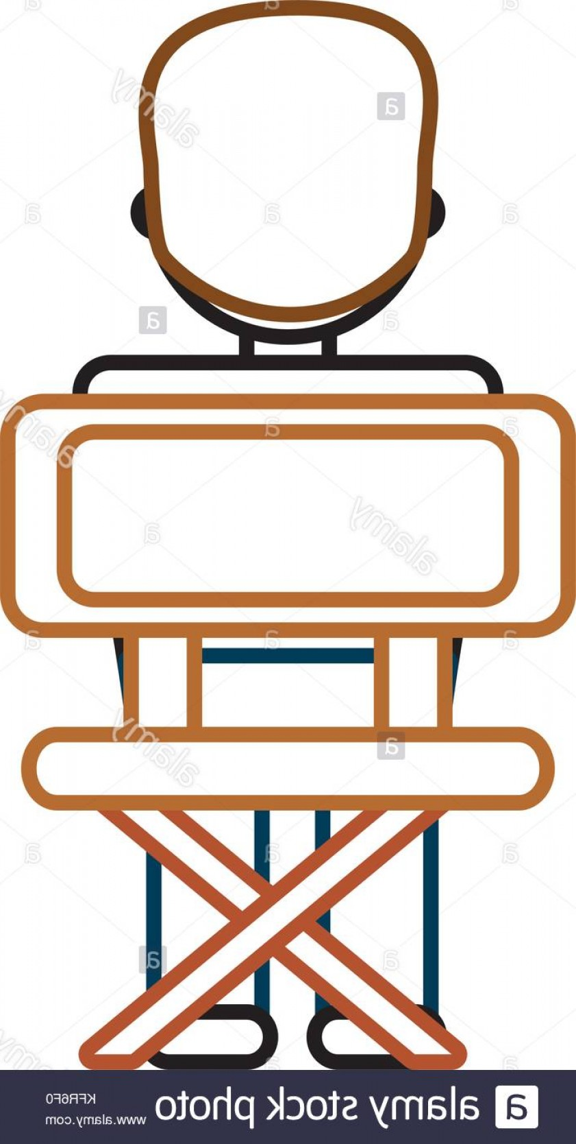 Student Desk Icon Vector: Stock Photo Student At Desk Icon