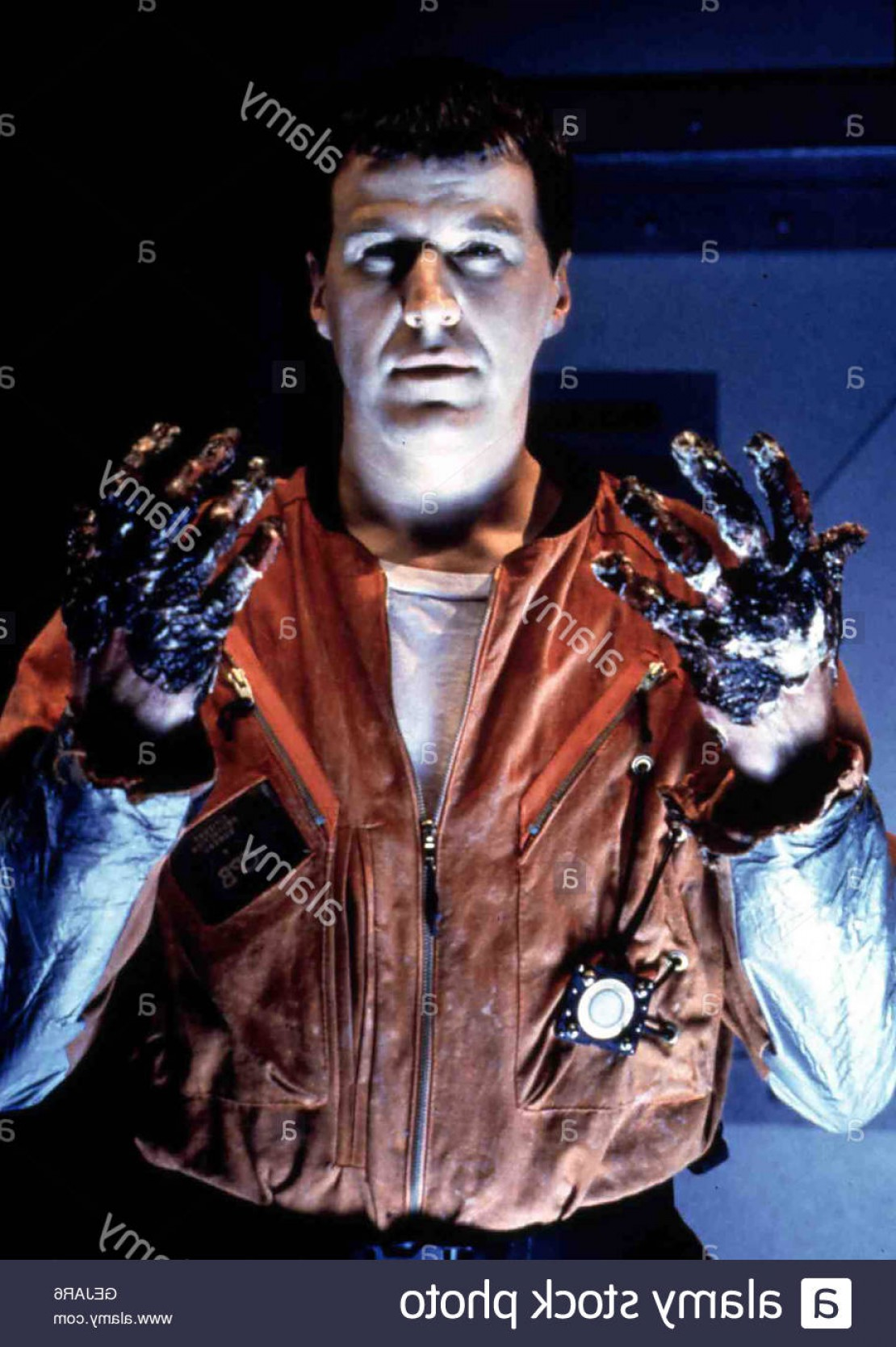 Total Recall Vector Red Jacket: Stock Photo Szene Local Caption Total Recall Machine Dreams Total Recall