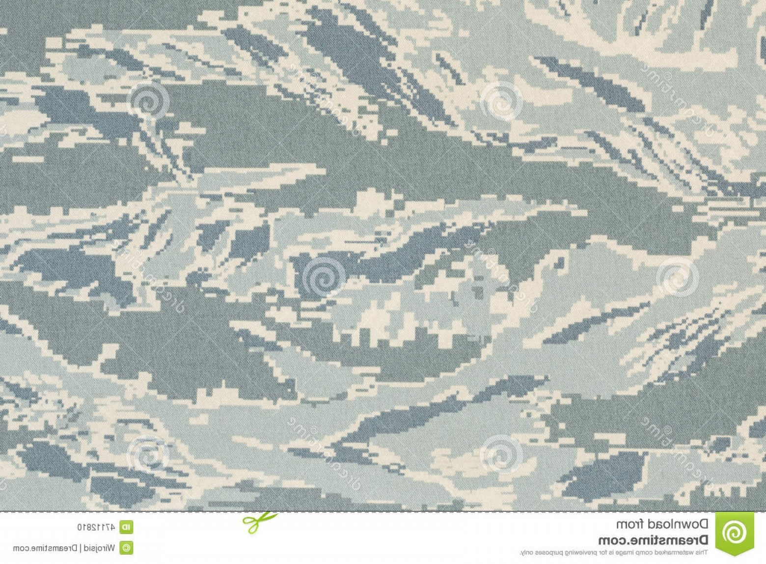 Stock Photo Us Air Force Digital Tigerstripe Abu Camouflage