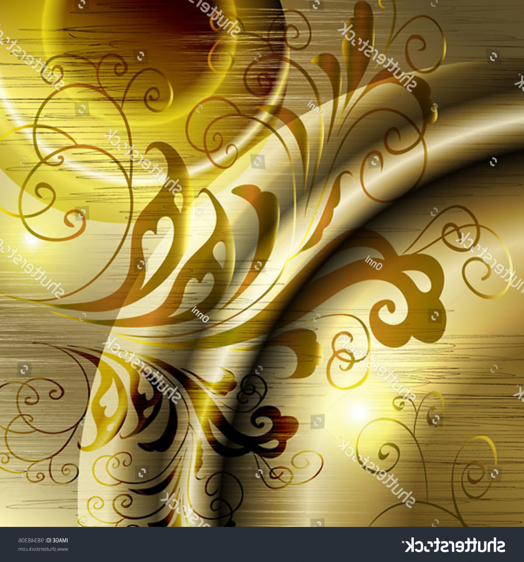 Vector Abstract Elegant Design: Stock Photo Vector Abstract Elegant Wave Design Background